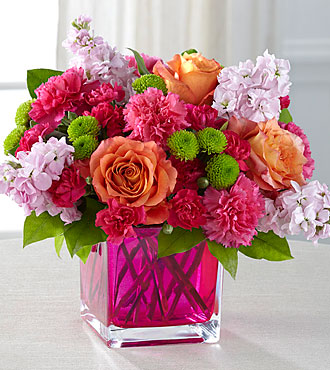 Color Rush Bouquet - Same Day Delivery Flowers