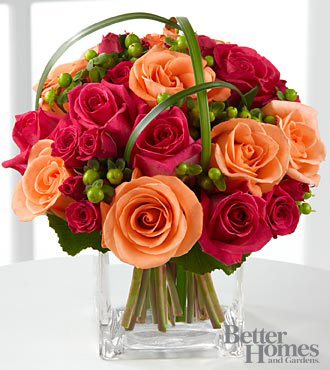 Deep Emotions Rose Bouquet - Same Day Flower Delivery