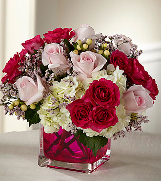 Love In Bloom Bouquet - Same Day Flower Delivery
