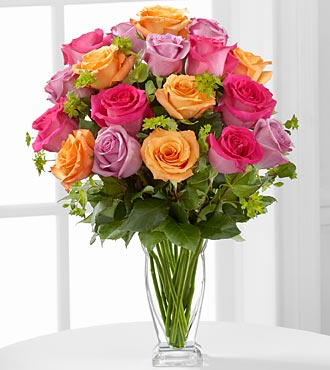Pure Enchantment Rose Bouquet Same Day Flower Delivery