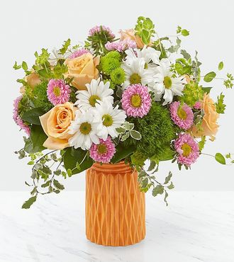Soft and Pretty Bouquet - Same Day Flower Delivery
