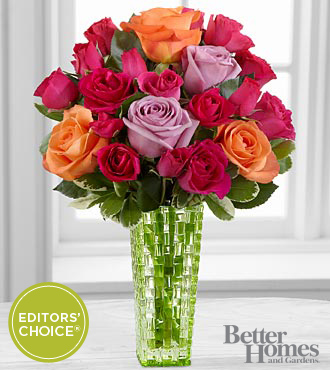 Sun Sweetness Rose Bouquet - Same Day Delivery