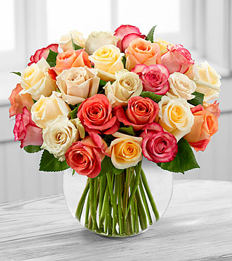 Sundance Rose Bouquet Same Day Delivery Flowers