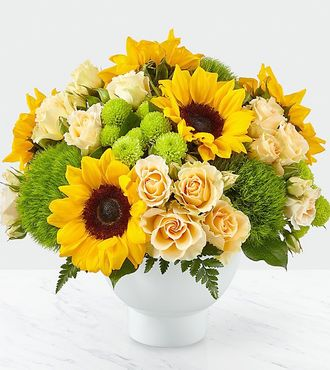 Truly Radiant Bouquet Flower Delivery - Same Day