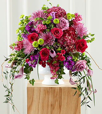 Funeral Flowers Our Love Eternal Arrangement