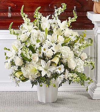 Funeral Flowers Thoughts of Tranquility FTD