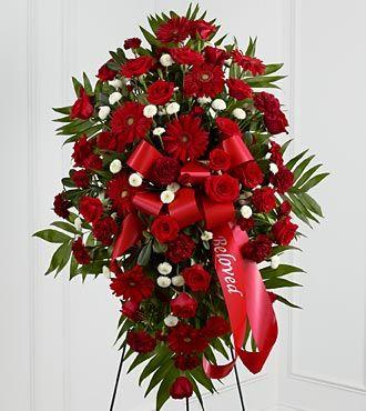 Funeral Flowers Treasured Memories FTD