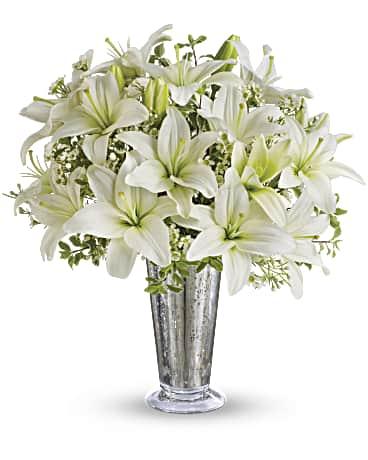 WrittenintheStarsbyTelefloraPM Sympathy Flowers