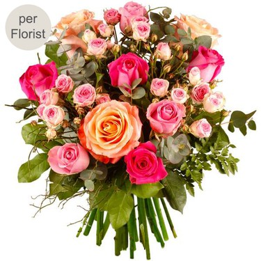 Flower Bouquet - send Flowers - Flower Delivery Roses