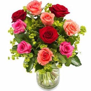 Rosen mix Flower Delivery