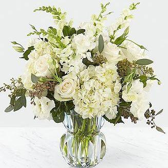 Gala Luxury white Bouquet