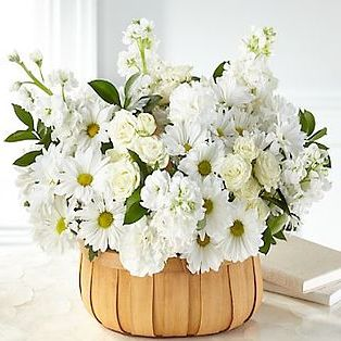 Graceful white Flowers